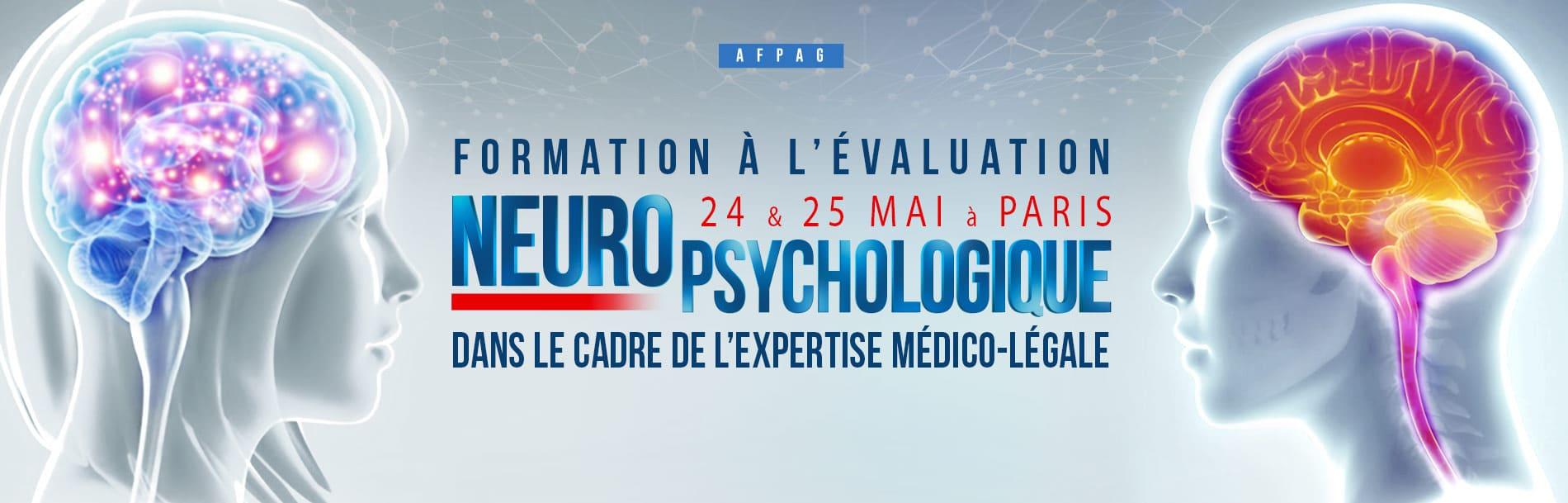 Formation évaluation neuropsychologique