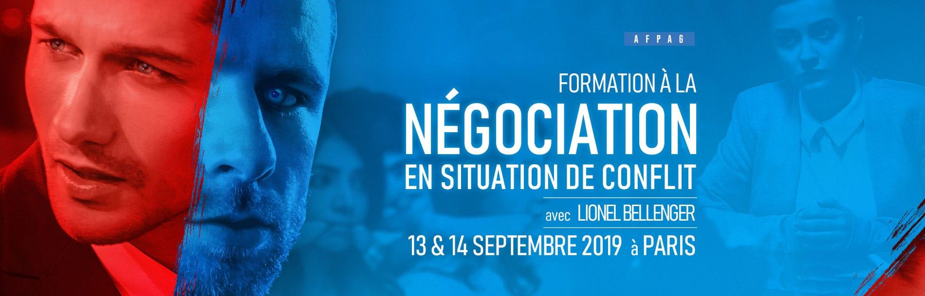 Formation Négociation en situation de conflit